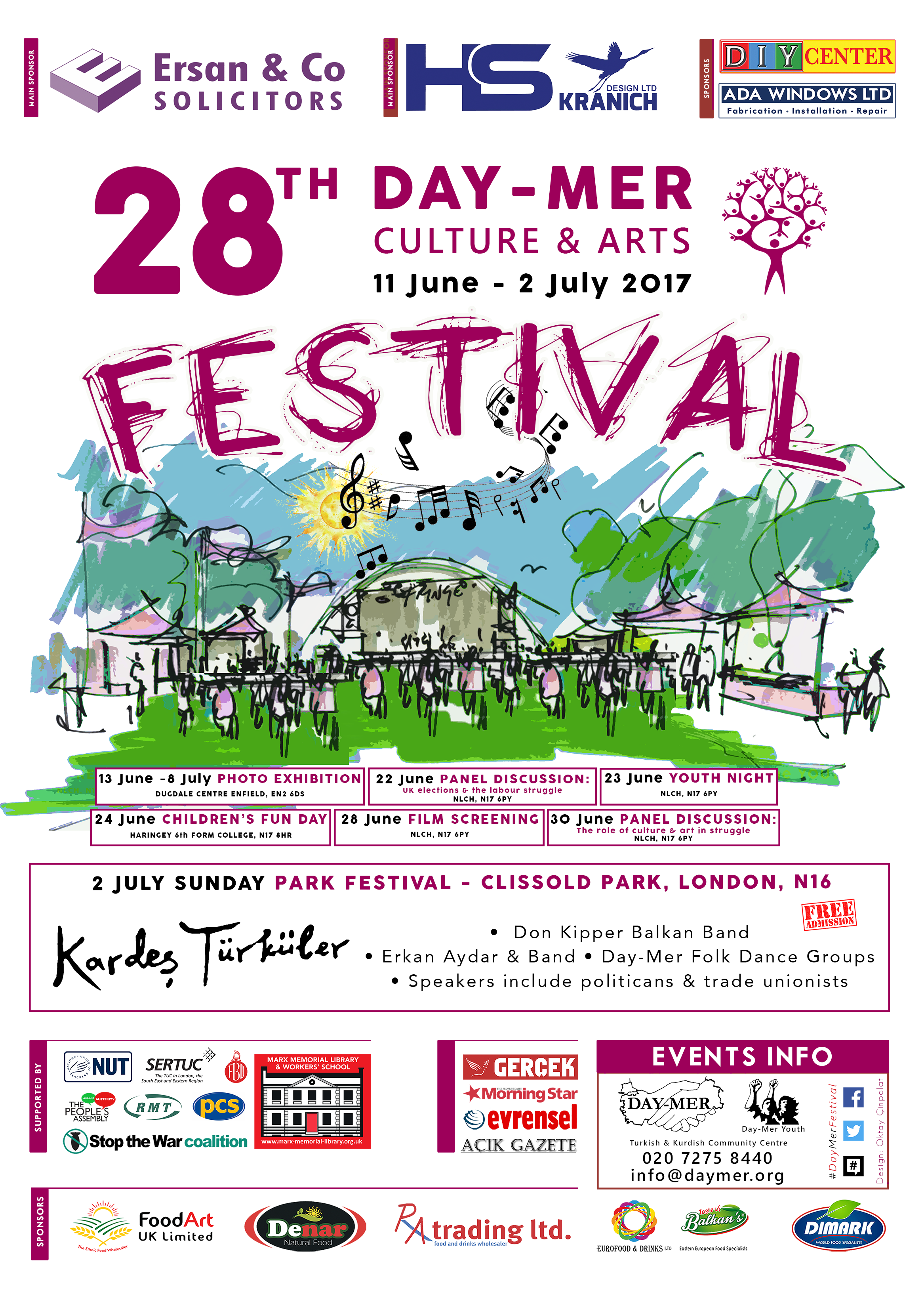 28th Culture and Arts Festival